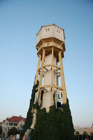 Siofok water tower before 2012